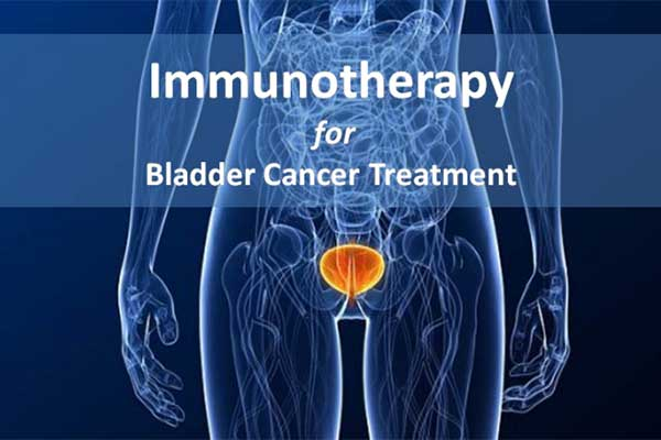 Immunotherapy for bladder cancer