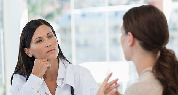 Communication between patient and doctor