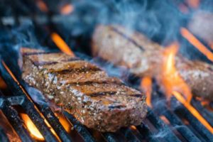 Grills raise cancer risks