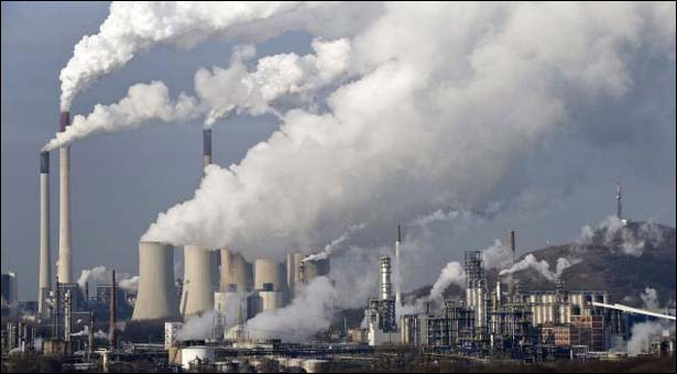Air pollution is one of the main causes of lung cancer